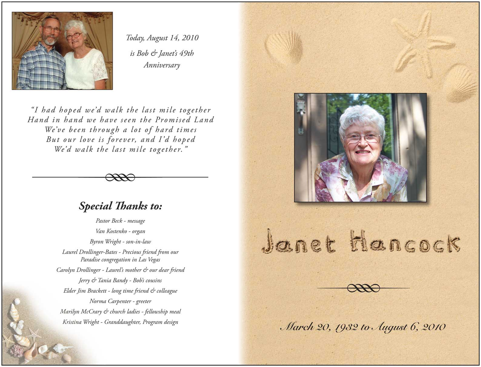 73 Best Printable Funeral Program Templates Images U2026 Funeral Program  Template